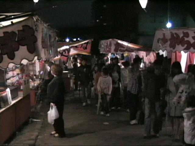 鶴舞公園の夜桜070331_1